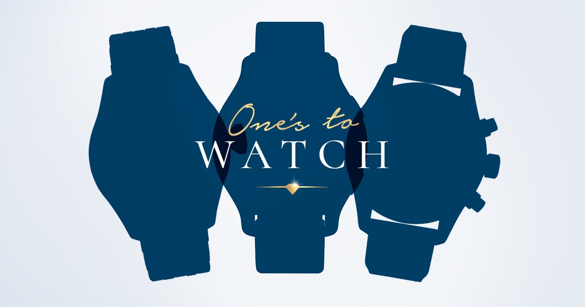 An-Image-Of-Three-Shaded-Watch-Outlines-With-Text-Reading-Ones-To-Watch