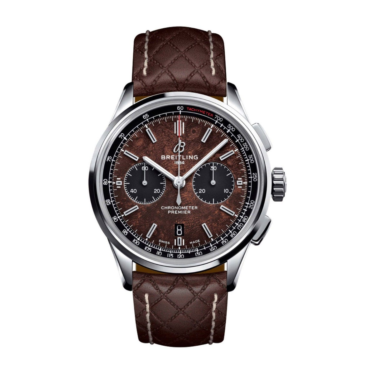 Breitling Premier B01 Chronograph 42 Bentley Centenary Edition 42mm Mens Watch