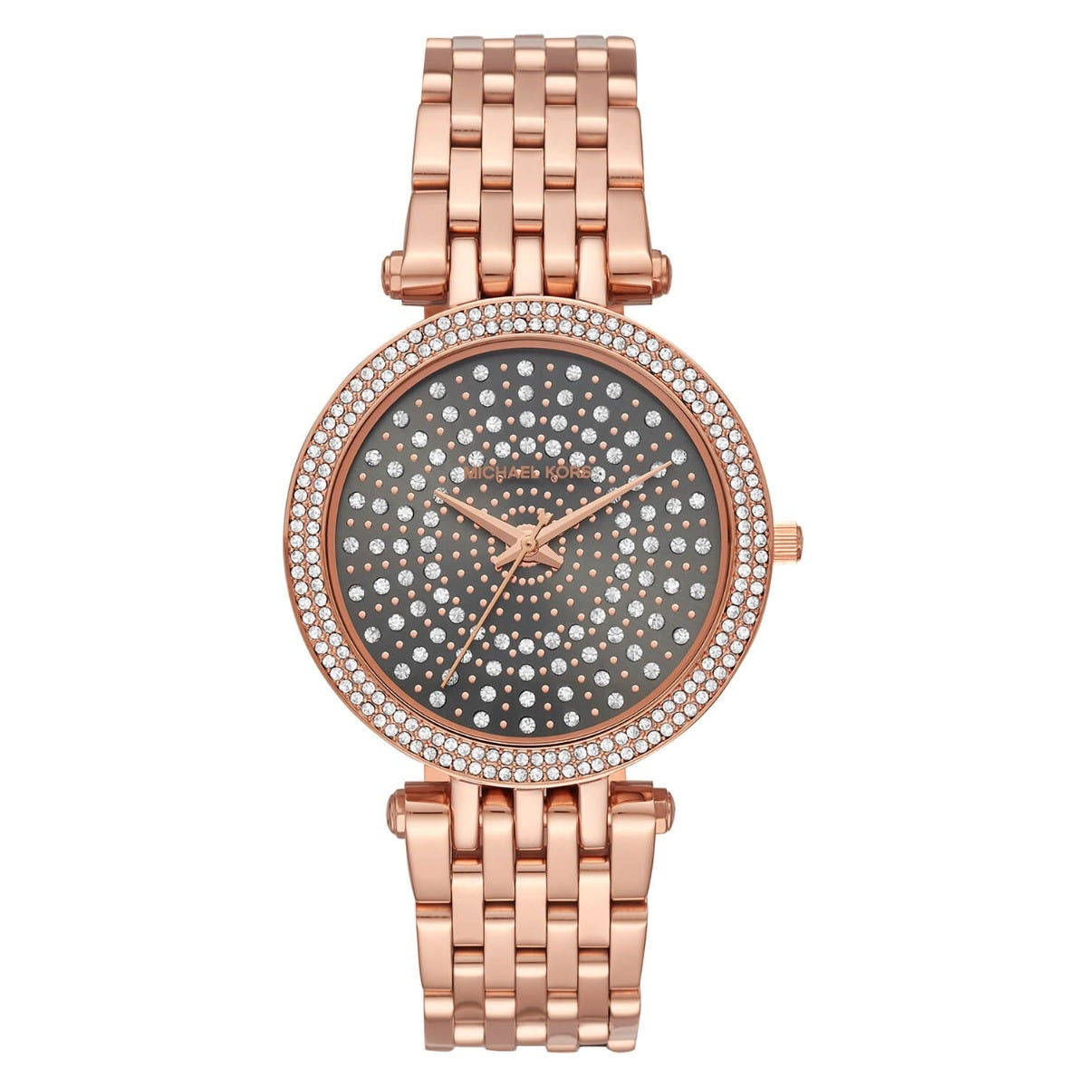 Michael Kors Darci Rose Gold Stainless Steel Quartz Ladies Watch
