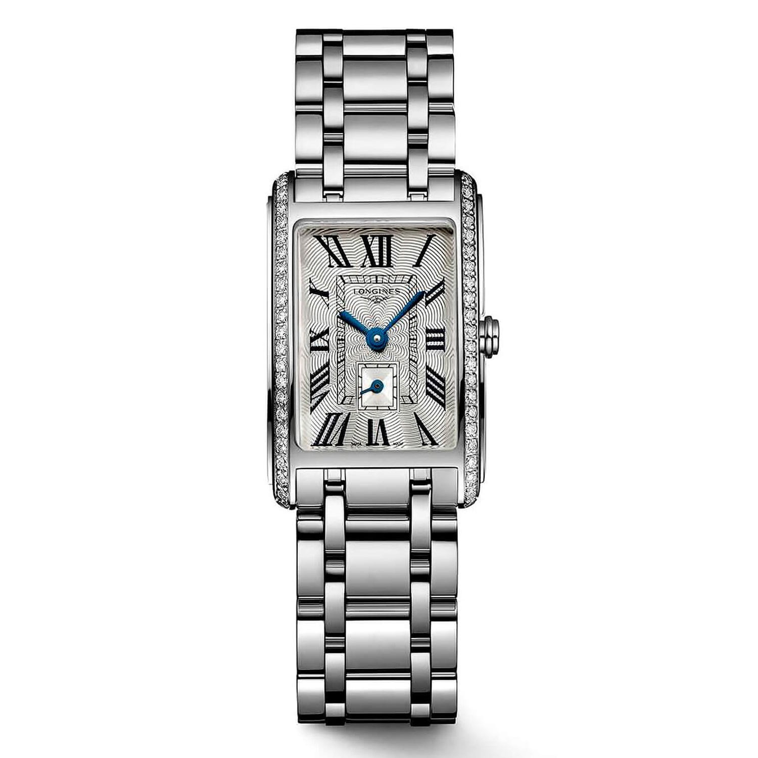 Longines DolceVita Diamond & Pearl 20mm Ladies' Watch