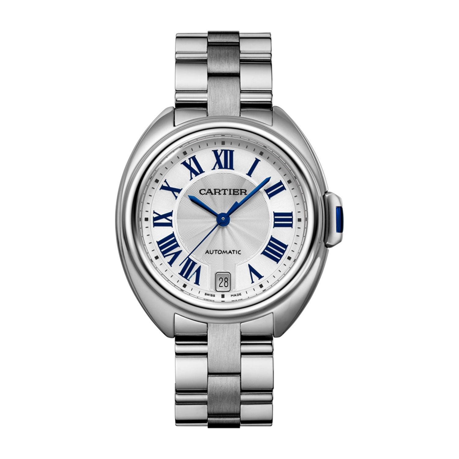 Cartier Clé De Cartier Ladies' Automatic Stainless Steel Watch