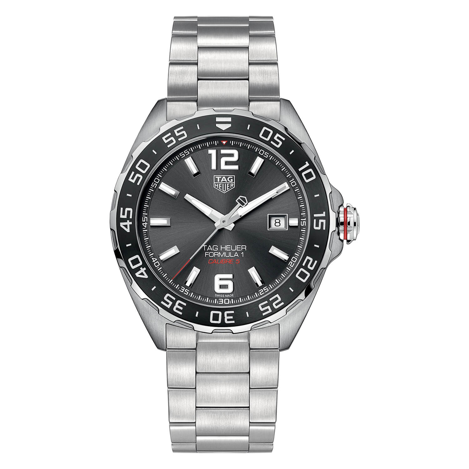 TAG Heuer Formula 1 Automatic men's stainless steel watch