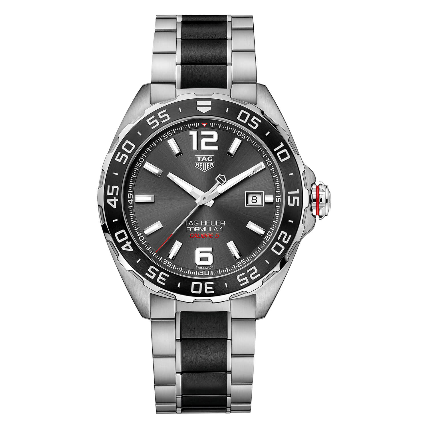 TAG Heuer Formula 1 Automatic men's ceramic and stainless steel watch