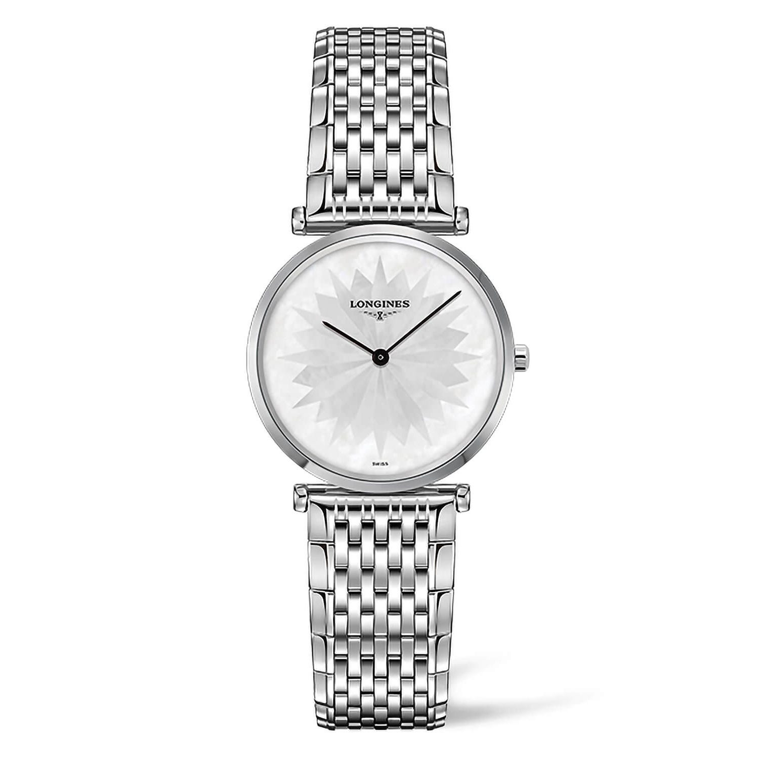 Longines La Grande Classique Ladies' Stainless Steel Bracelet Strap Watch