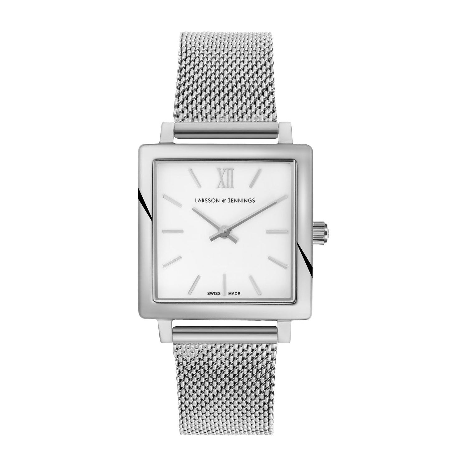 Larsson & Jennings Unisex Stainless Steel Norse Mesh Watch
