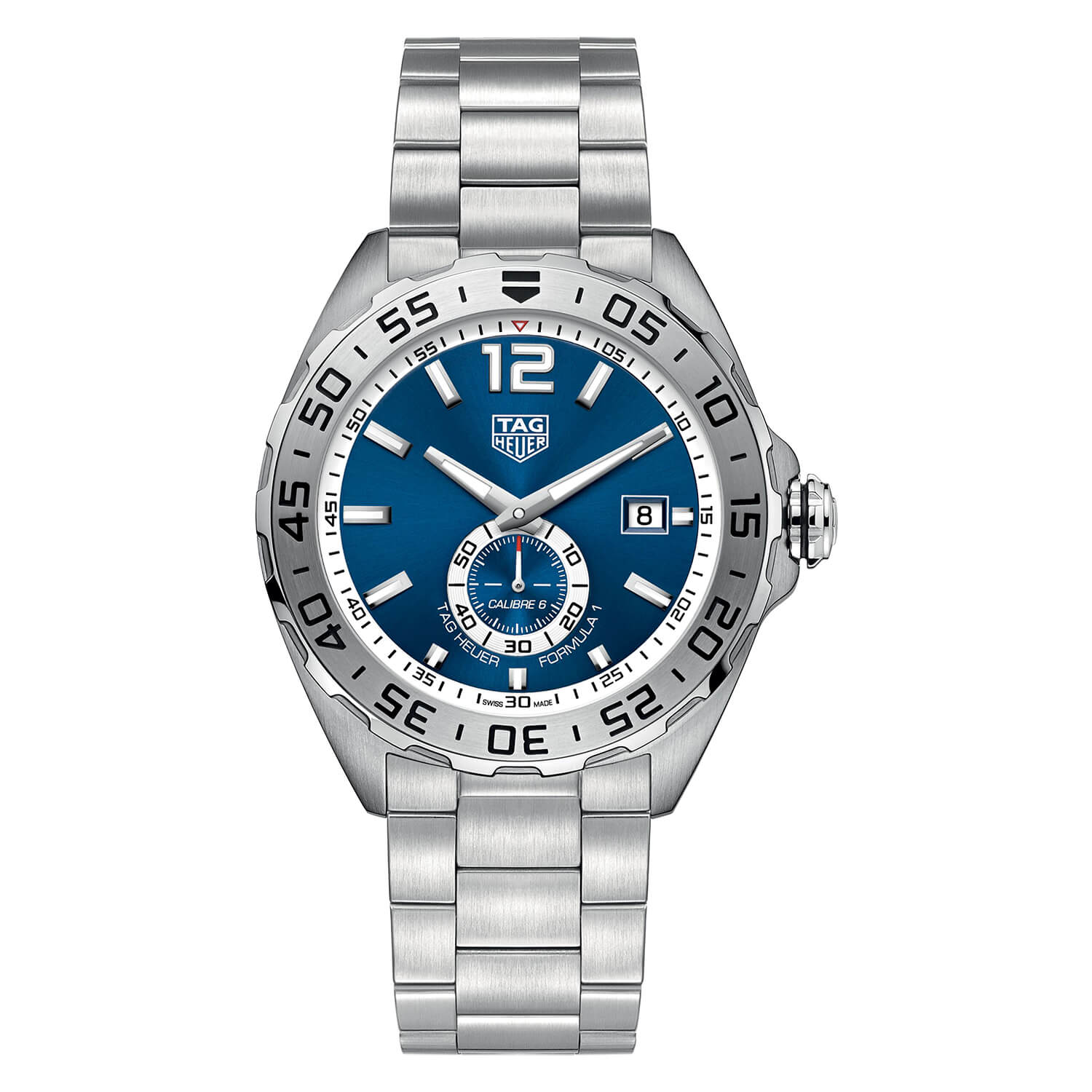 TAG Heuer Formula 1 Blue Sunray Dial Automatic Men's Watch