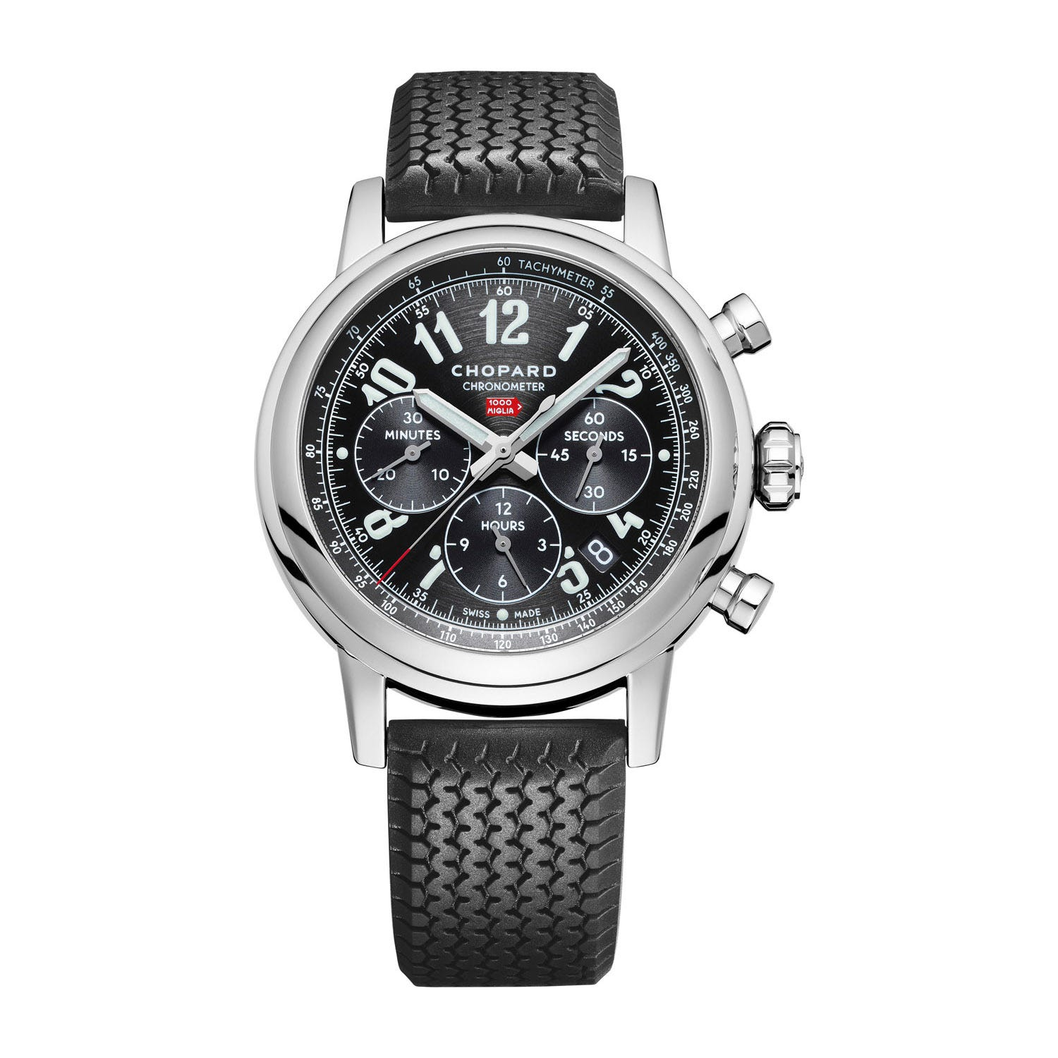 Chopard Mille Miglia Automatic Chronograph Black Dial Men's Watch