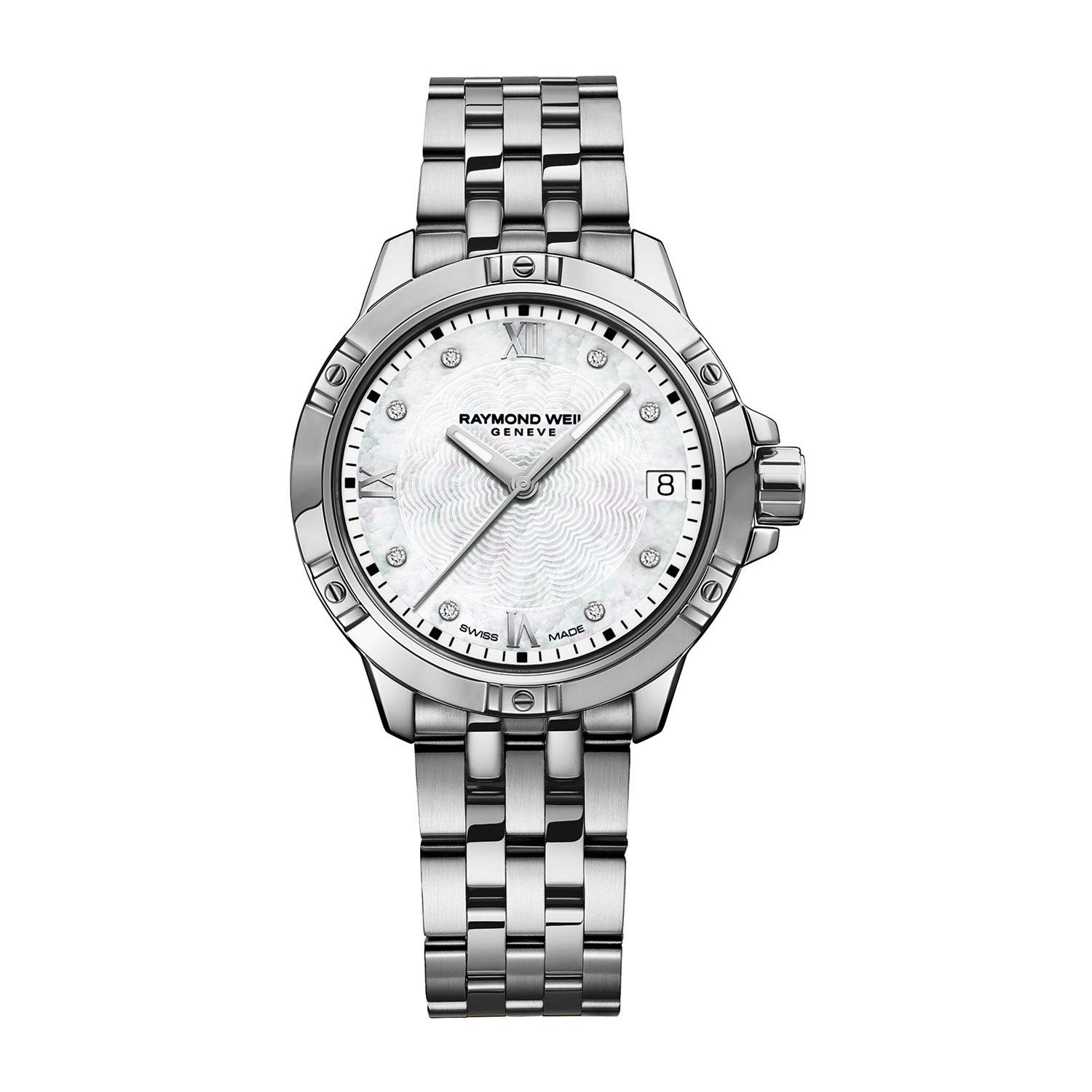 Raymond Weil Tango Quartz 30mm Ladies Diamond Watch
