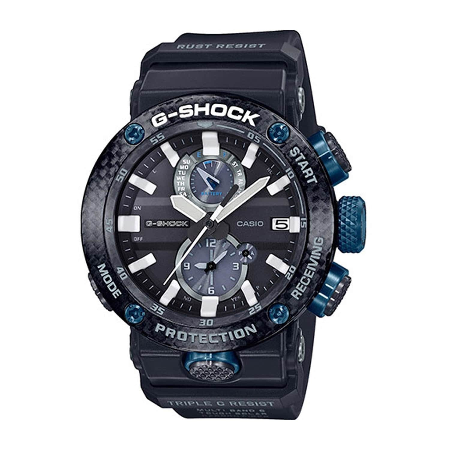 Casio G-Shock Gravitymaster Men's Carbon Multi-Function Watch