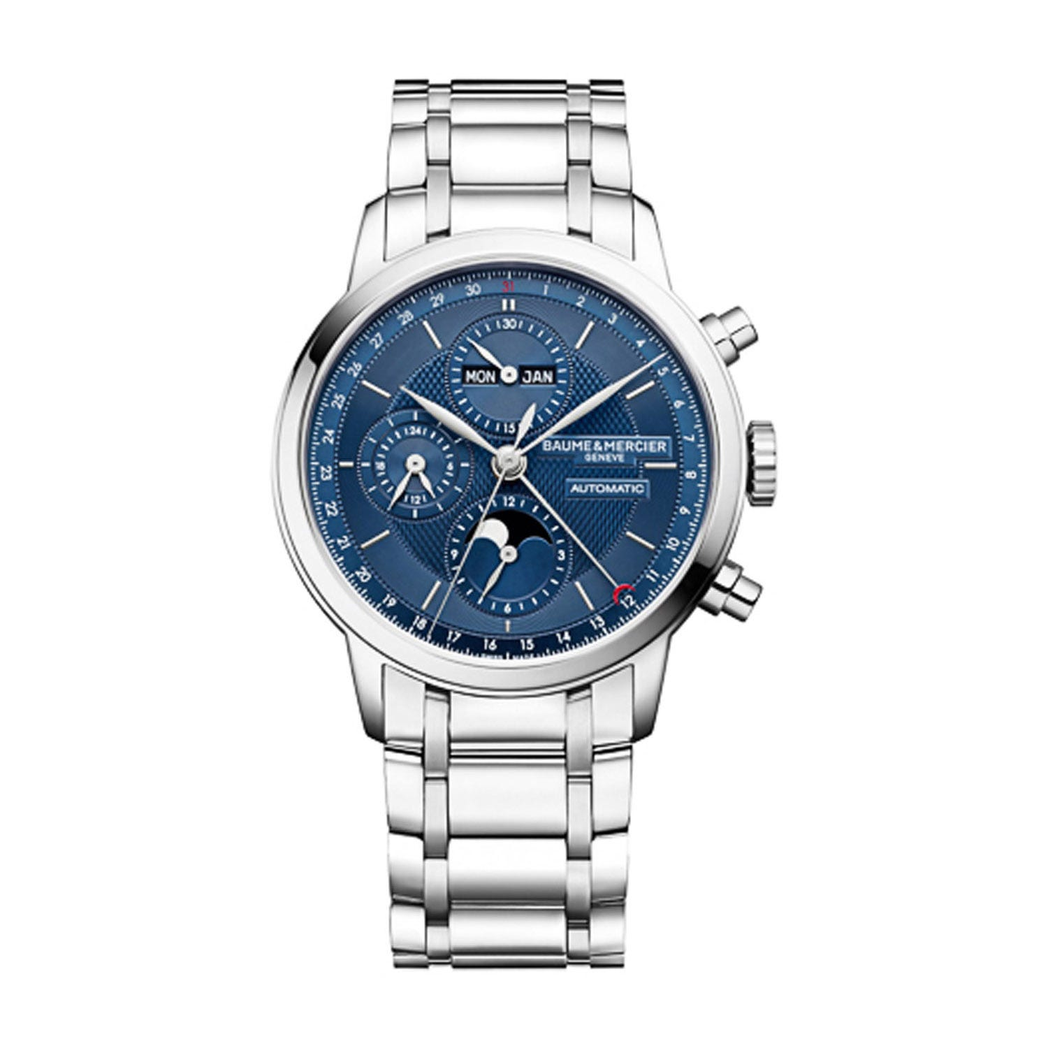 Baume & Mercier Classima Complete Calendar 42mm Men's Watch