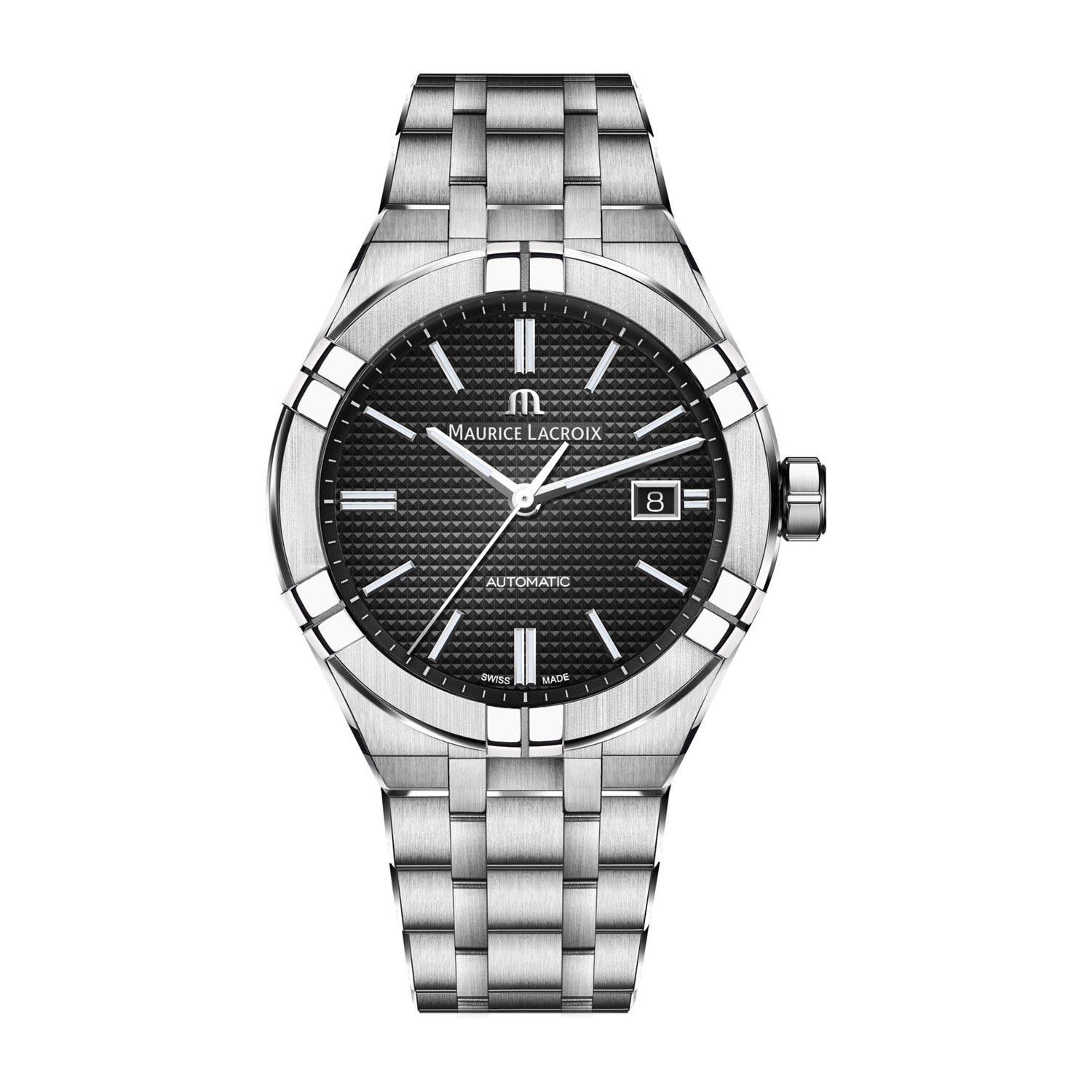 Maurice Lacroix AIKON Automatic Stainless Steel 42mm Watch