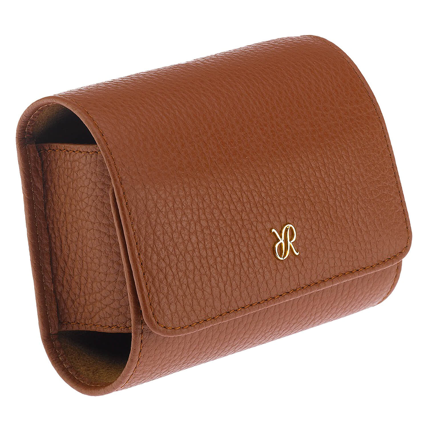 Watch Roll Single Brown Holder