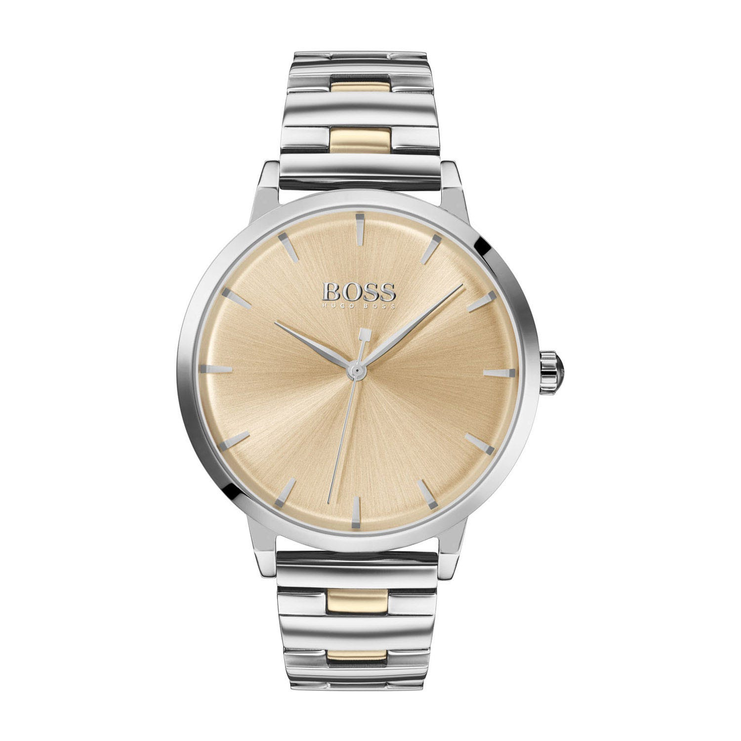 Hugo Boss Marina Stainless Steel & Gold-Toned Ladies' Watch