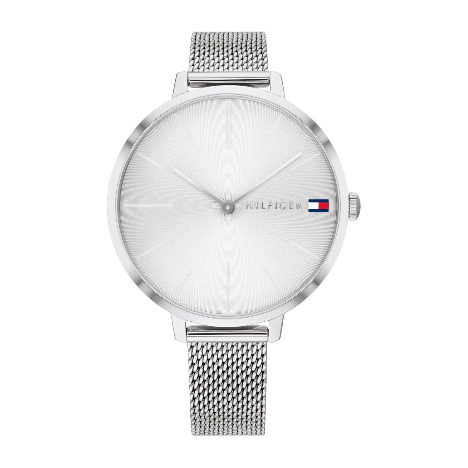 Tommy Hilfiger Stainless Steel Mesh Bracelet Ladies Watch