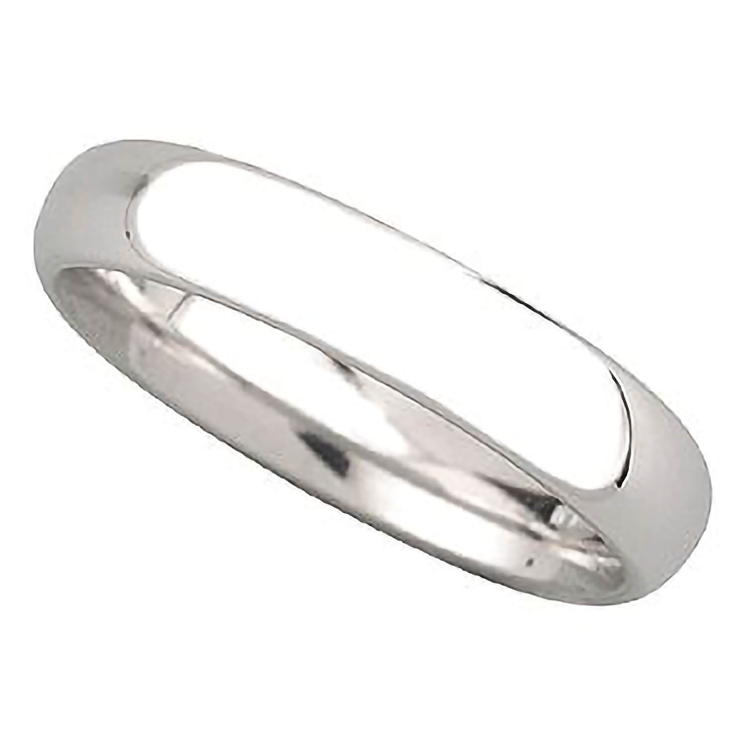 Platinum 5mm superior court wedding ring