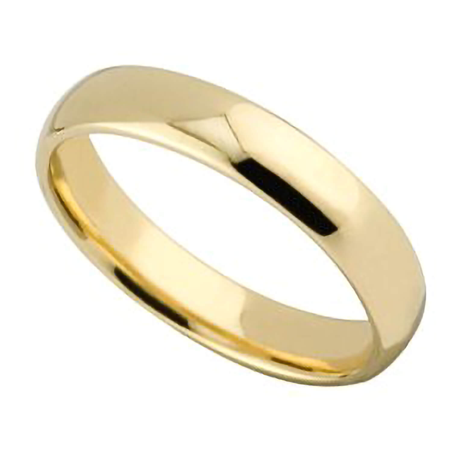 18ct gold 5mm superior court wedding ring