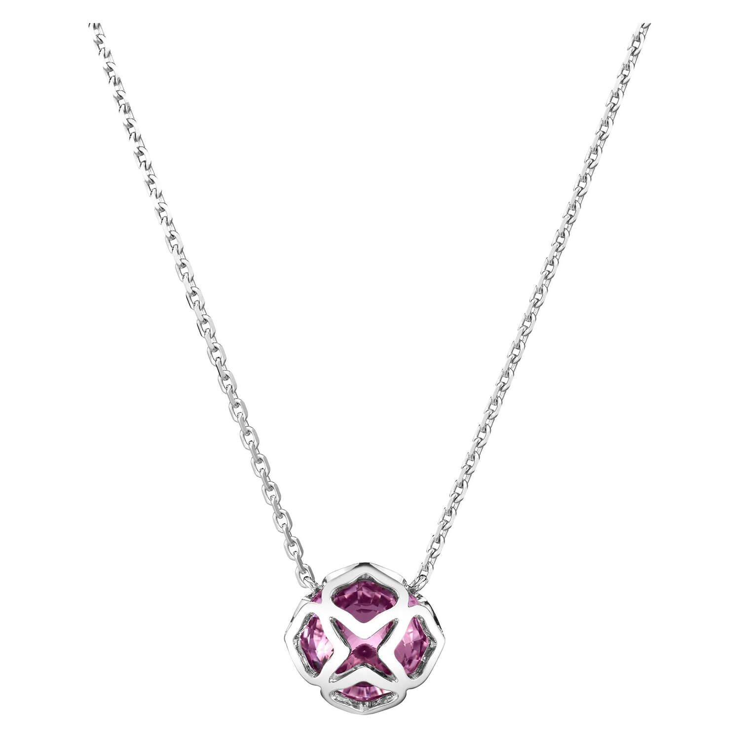 Chopard Imperial 18ct White Gold Amy Small Necklace