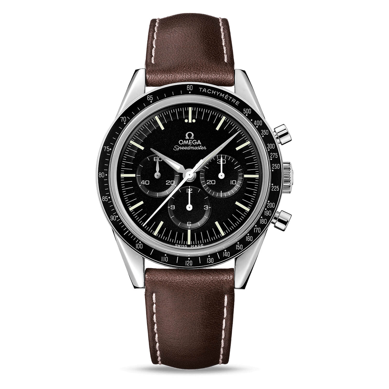 Omega Speedmaster Moon Watch On Strap 'First Omega In Space'