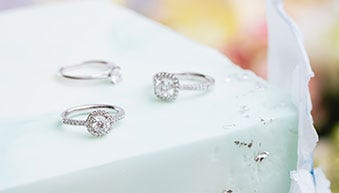 Diamond Rings Go Perfectly With Eternity Rings