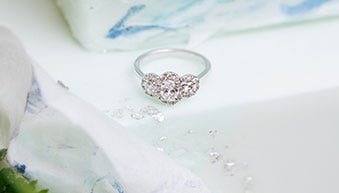 Diamond Rings Go Perfectly With Eternity Ringss