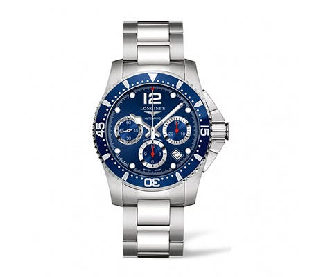 Longines Hydro Conquest Collection