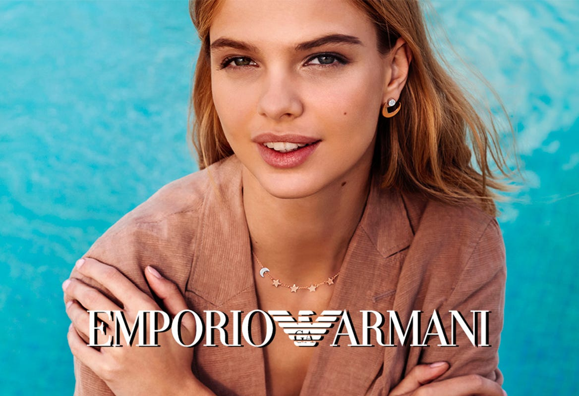 Emporio Armani Womens Designer Watches