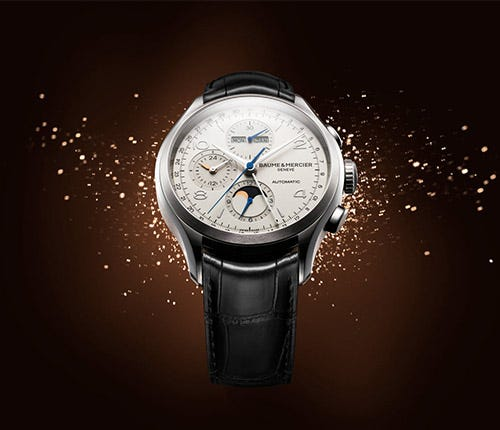 Baume & Mercier CliftonCollection