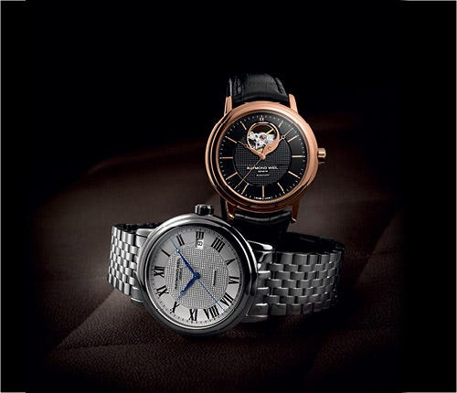 The Raymond Weil Maestro Collection
