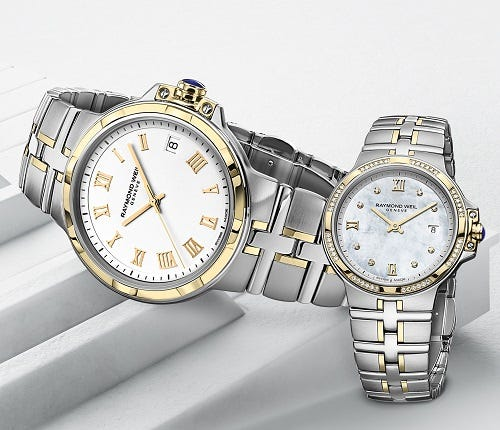 The Raymond Weil Parsifal Collection