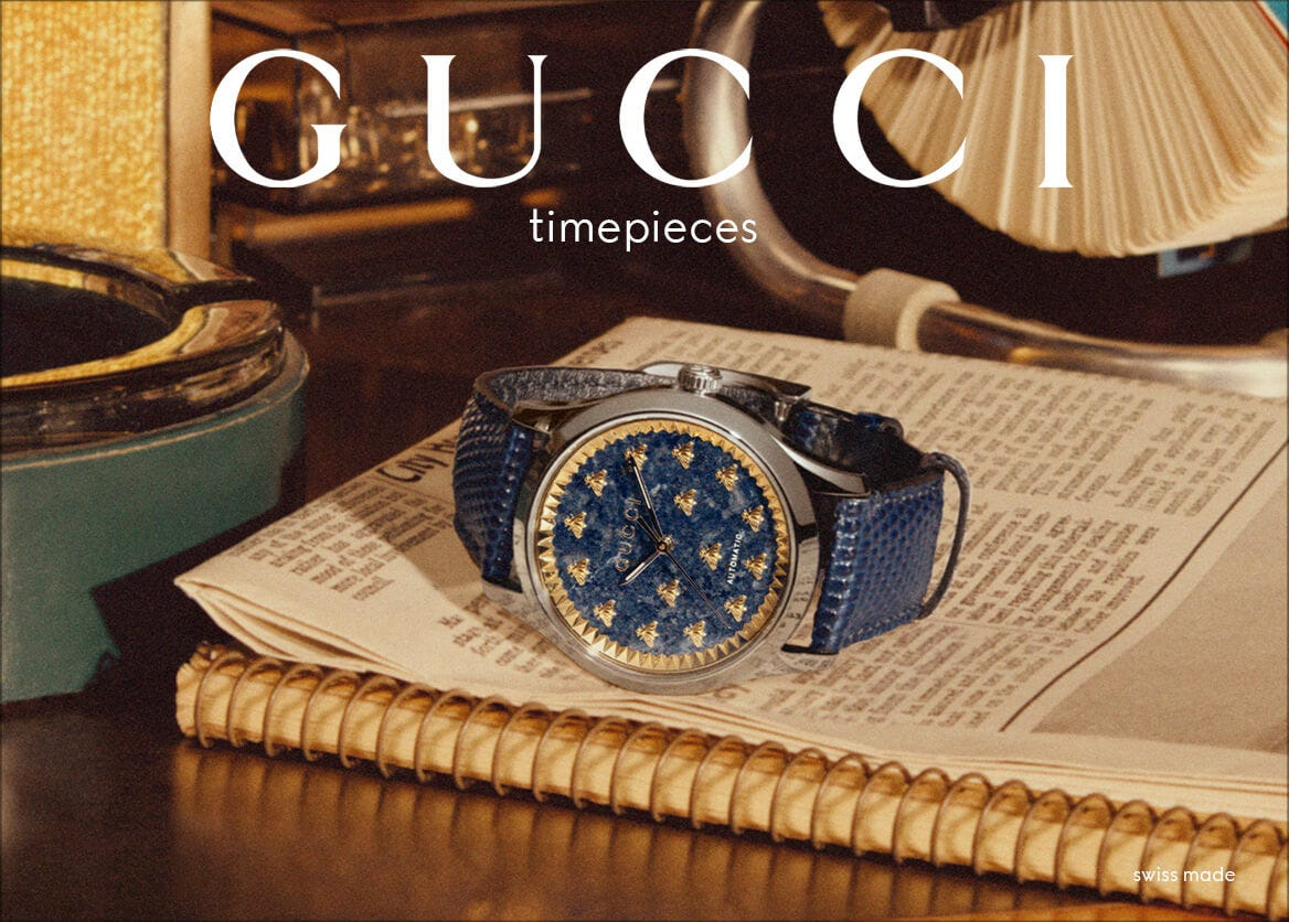 Gucci Luxury Jewellery